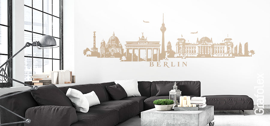 wandtattoo wandaufkleber wegweiser berlin london paris oder w nschnamen w61a ebay. Black Bedroom Furniture Sets. Home Design Ideas