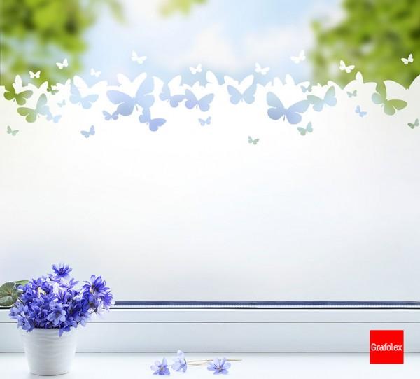 Fensterfolie Sichtschutzfolie Äste-Copy
