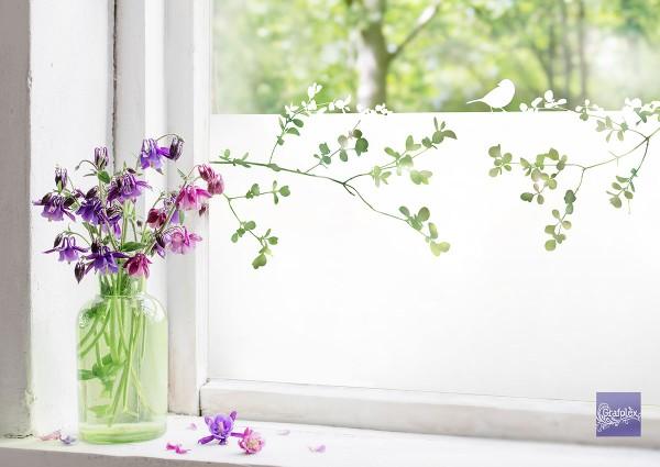 Äste Fensterfolie